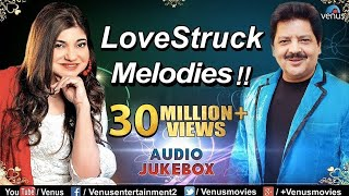 Udit Narayan & Alka Yagnik - LoveStruck Melodies | Hindi Songs | 90's Bollywood Romantic Songs thumbnail