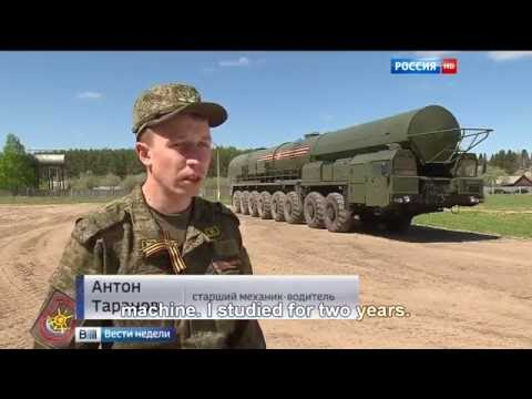 New Yars ICBM will beat any anti-missile defence