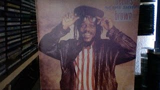 Dennis Brown : Africa We Want To Go - CD Slow Down  Shanachie