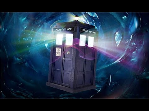 Doctor Who TARDIS Materialisation & De-materialisation Compilation