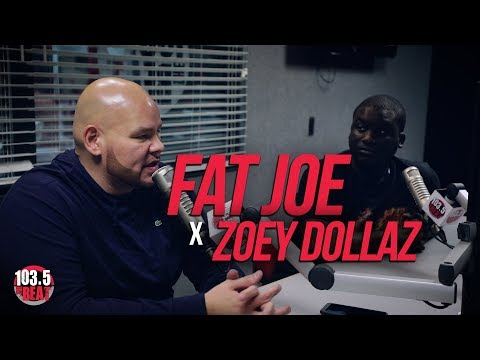 Fat Joe & Zoey Dollaz Talk About Helping Puerto Rico, Making An Impact & New Music!