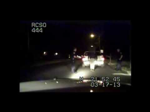Rutherford County, TN Sheriff's Deputy Aggressive Traffic Stop