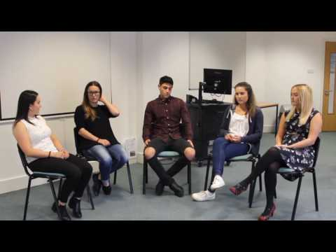 Physiotherapy entry profiles and interview experiences. University of Salford Manchesster