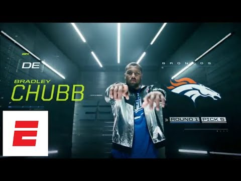 Bradley Chubb Teaming Up With Von Miller On The Denver Broncos | ESPN