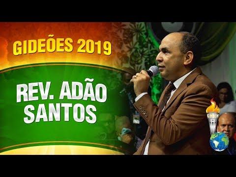 Gideões 2019 - Rev. Adão Santos
