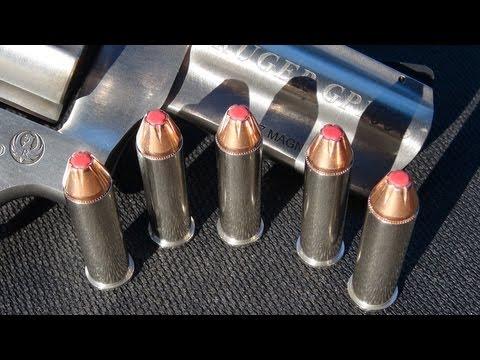 .357 Magnum Hornady Critical Defense Ammo Gel Test