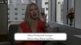 Sulfite Free Wine