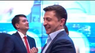 Россия о Зеленском, Зеленский о России