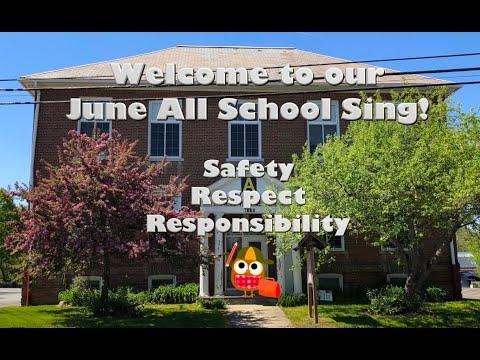 Enfield Village School: June All School Sing