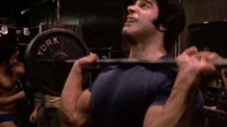 Pumping Iron: Lou's Shoulder Presses thumbnail