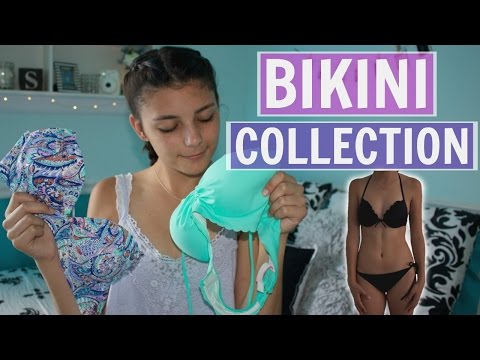 Swimsuit Collection 2016 | Trying On Bikinis