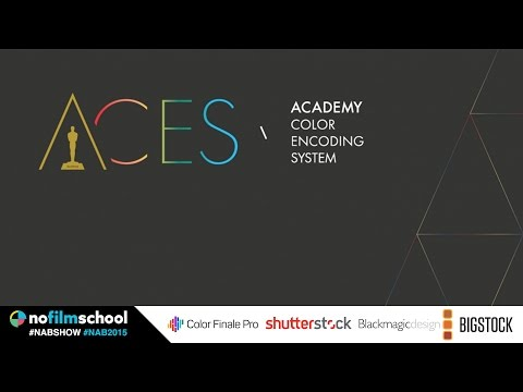 Meet ACES, the Professional Color Management Standard for the Digital Age