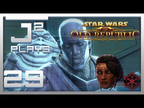 SWTOR Sith Warrior Storyline Gameplay - A Crushing Blow - Part 29