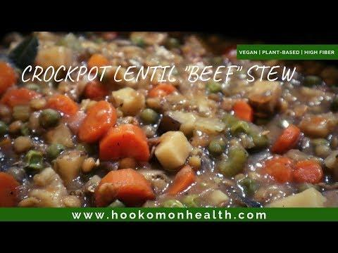 Crockpot Lentil