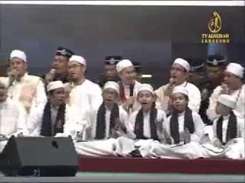 Habib Syech Bin Abdul Qodir Assegaf (Ya robbi Sholi ala Muhammad)