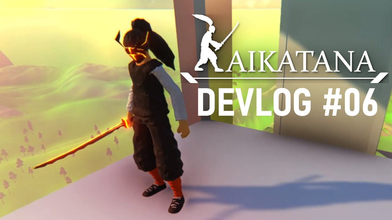 NOVAS MELHORIAS NO KAIKATANA | Kaikatana Indie Game Devlog #6