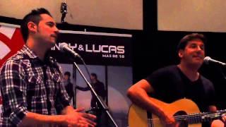 Andy y Lucas - Aqui sigo yo (Encuentro del Fiesta 20-03-2014)