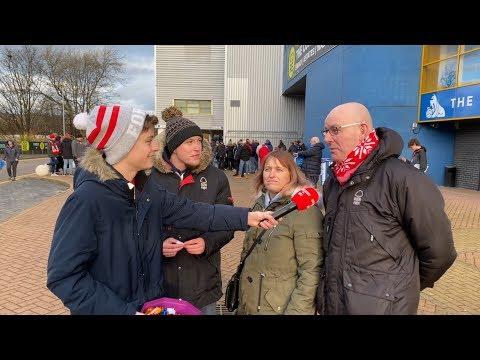Huddersfield Town V Nottingham Forest | Not A Christmas Cracker!