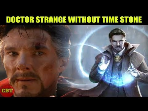 Avengers Endgame how powerful is doctor strange without time stone explained in hindi