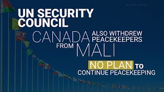 How much has Canada spent on UN Security Council bid?