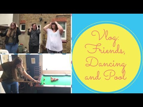Vlog: Friends, Dancing And Pool
