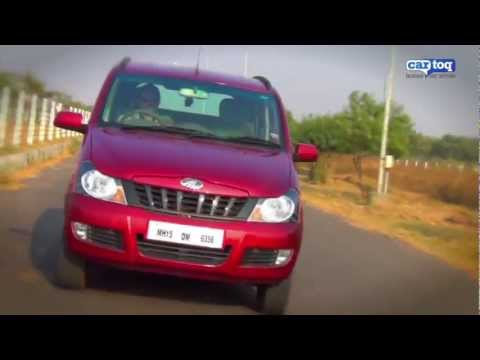 Mahindra Quanto C8 Video Review & Road Test by CarToq.com