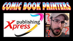 Publishing Xpress - Printing Comic Books