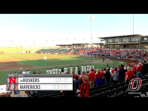 Baseball Highlights: Omaha vs. Nebraska