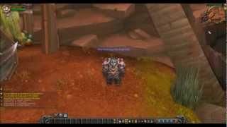 Pandaren: Warrior Tier