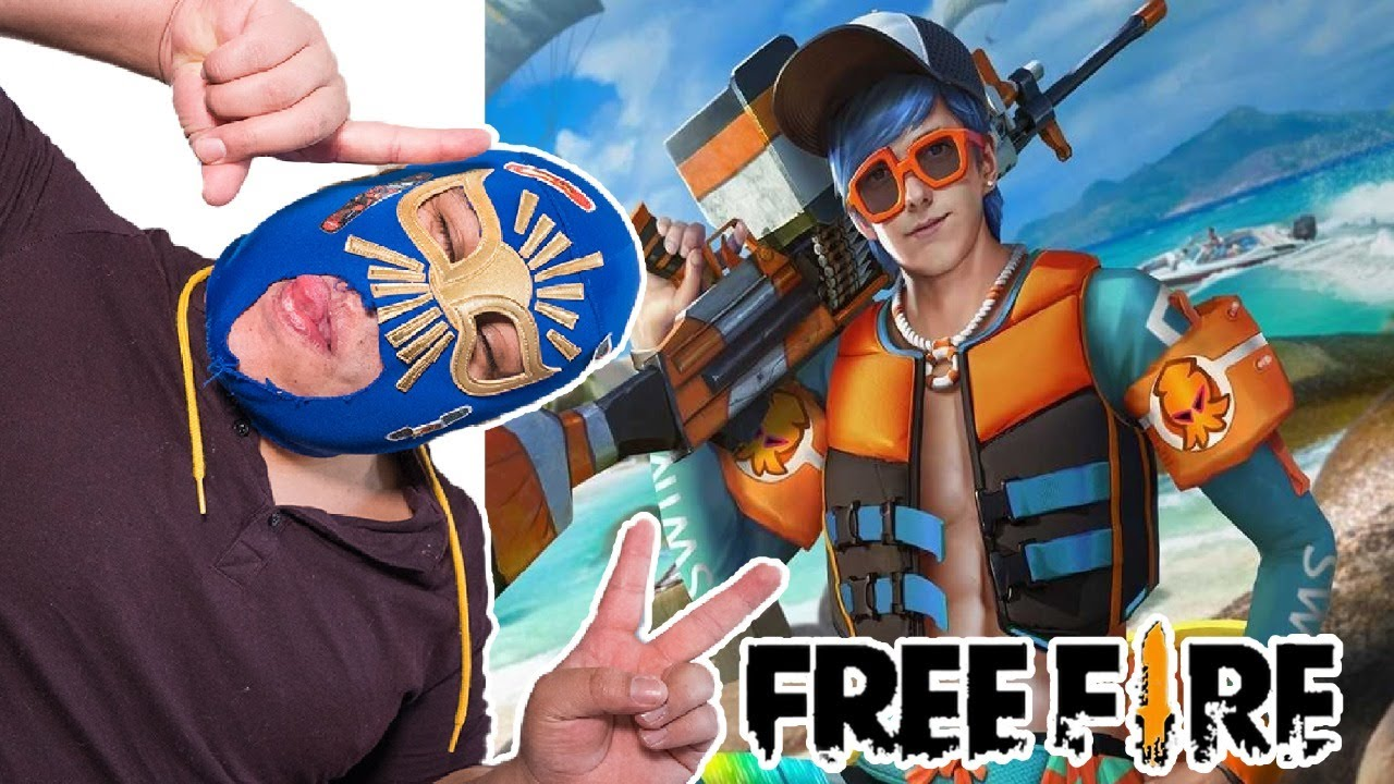 Garena Free Fire gameplay pc