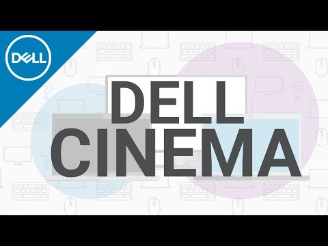 DELL CINEMA (Official Dell Tech Support) - YouTube