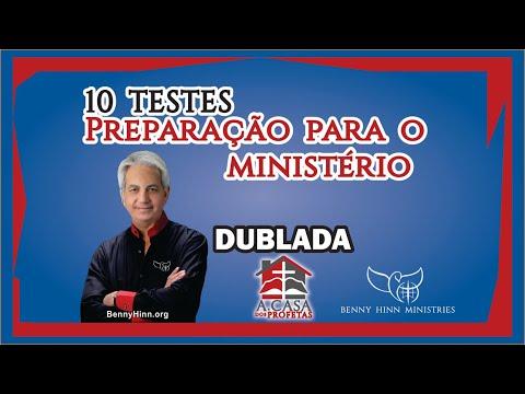 Preparação para o Ministério. Benny Hinn. Dublado PT.BR e Legendado