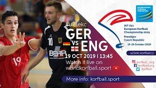 IKF U21 EKC 2019 ENG - GER