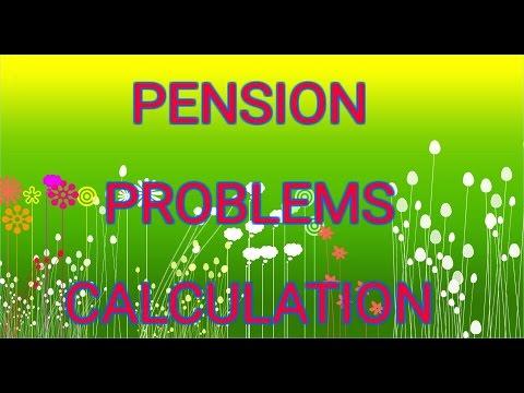 pension problems