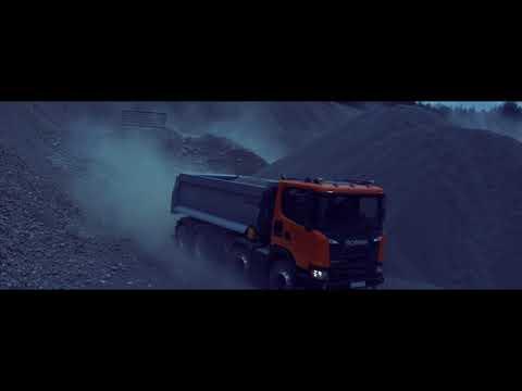 Nueva gama Scania XT