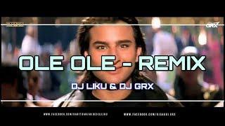 Gambar cover Ole Ole (Remix) - Dj Liku & Dj Grx