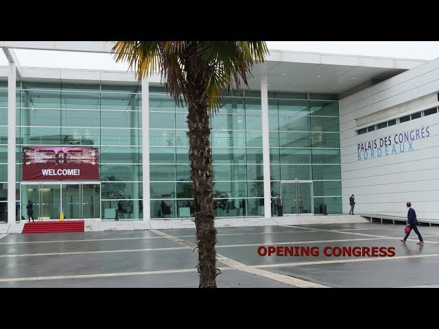5th Systemic Sclerosis World Congress 2018 - Opening Ceremony