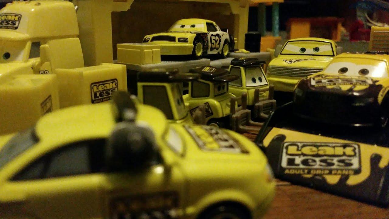 Download Disney Pixar Cars Leak Less (#52) Team Review
