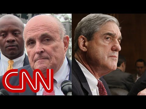 Giuliani to Mueller: Put up or shut up