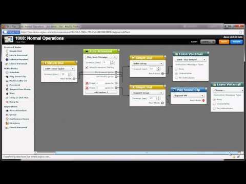 Dial Plan Editor Tutorial | Jive Communications