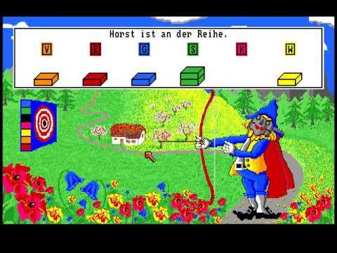 Quiwi Gameplay Amiga