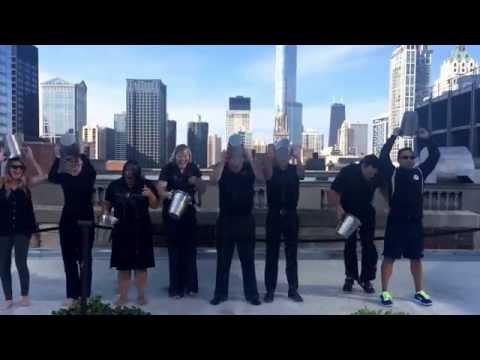 Chicago eCommerce  - Hilton Worldwide ALS Challenge - Palmer House Rooftop