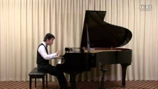 Liszt, Hungarian Rhapsodie No 9 in E flat major, S244 标清