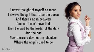 "Sarah Jeffery - Queen of Mean (Lyrics) | ""Descendants 3"