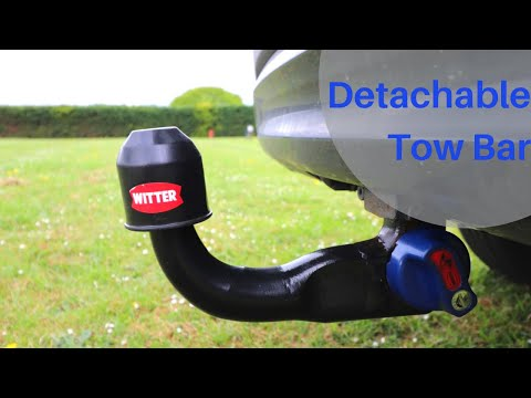 Using a detachable Tow Bar [CC] 2019