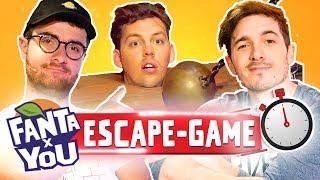 FANTAxYOU : L'Escape Game de l'Angoisse
