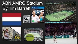 AO Tennis - ABN AMRO NL-Stadion Creatie