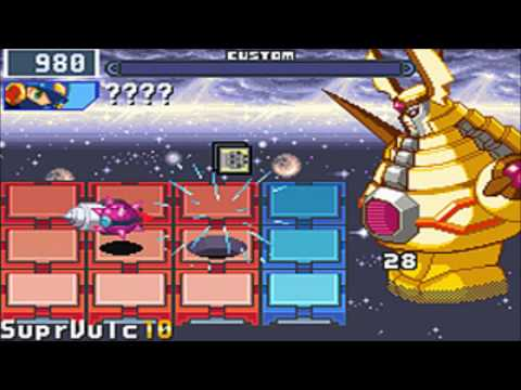 Megaman Battle Network 3-6 - Final Bosses Redone No Damage HD