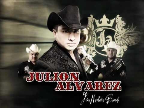 Julion Alvarez - Dame Un Beso Y Dime Adios - Con Letra