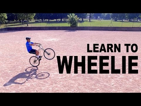 Learn to Wheelie  Learn Quick